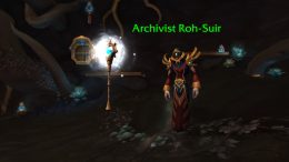 WoW Shadowlands Patch 9.1 - How to Increase Archivist's Codex Reputation