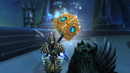 WoW Shadowlands Patch 9.1 - How to Unlock The Box of Many Things in Torghast