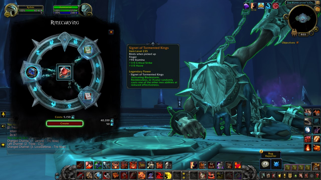 shadowlands-legendary-craft-new