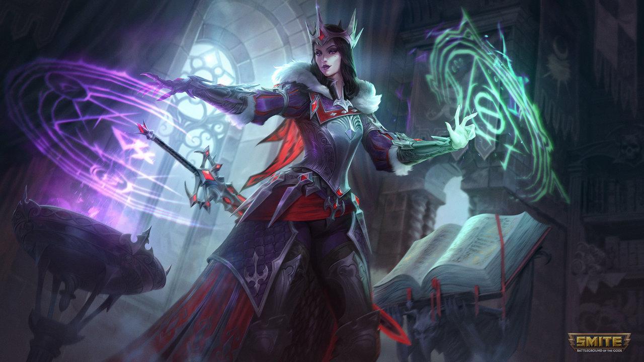 smite-dark-enchantress