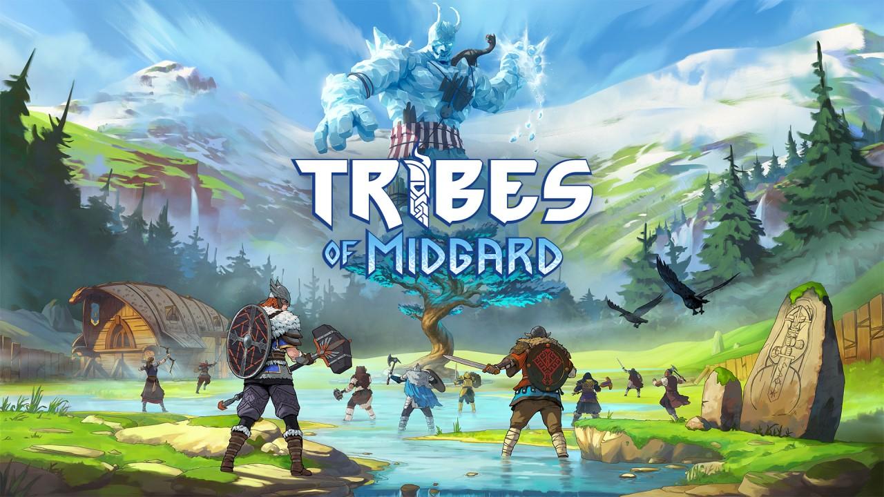 Defend Your Village from Ragnarök in Tribes of Midgard Next Month