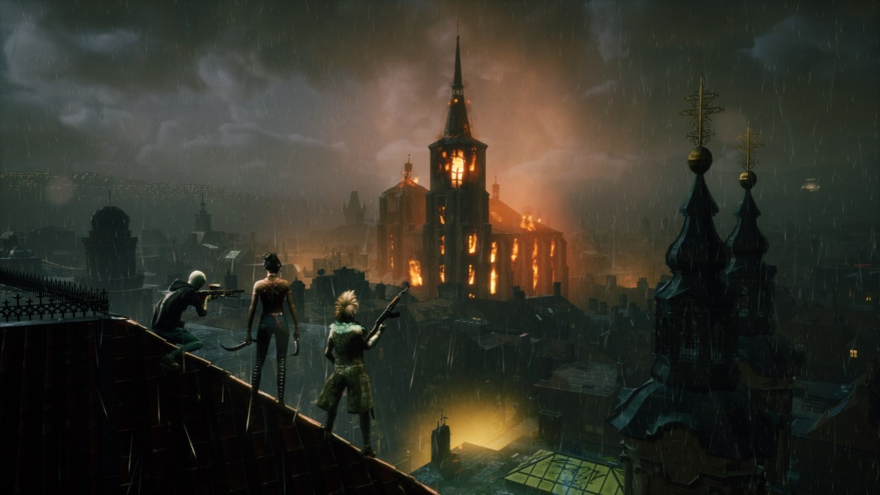 Sink Your Teeth into Vampire: The Masquerade - Bloodhunt Later this Year