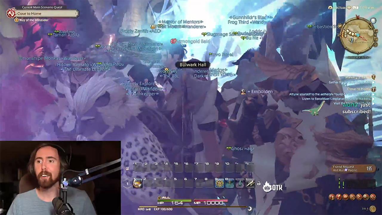 Asmongold-Final-Fantasy-XIV
