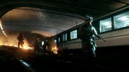 "Image of Battlefield 3 map ""Operation Metro"""