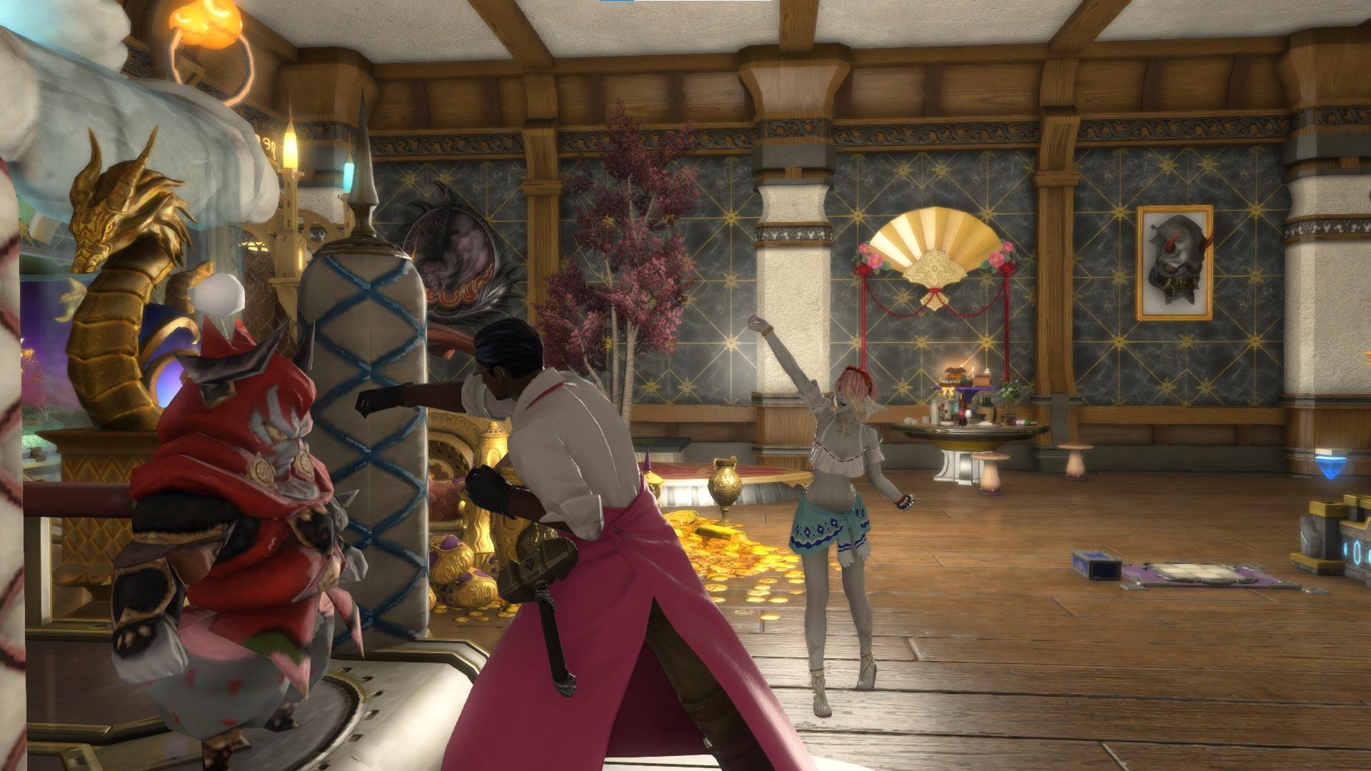 Final-Fantasy-14-Fun-Punching