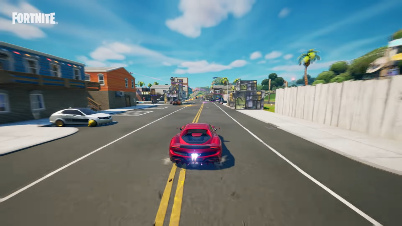 Fortnite-Ferrari-Top-Speed