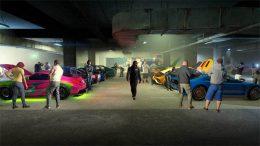 GTA Online Los Santos Tuners Car Meet Location