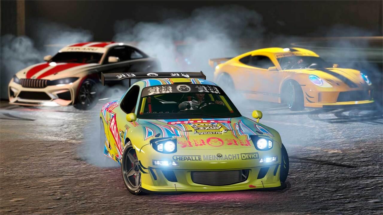 GTA-Online-Los-Santos-Tuners-Races