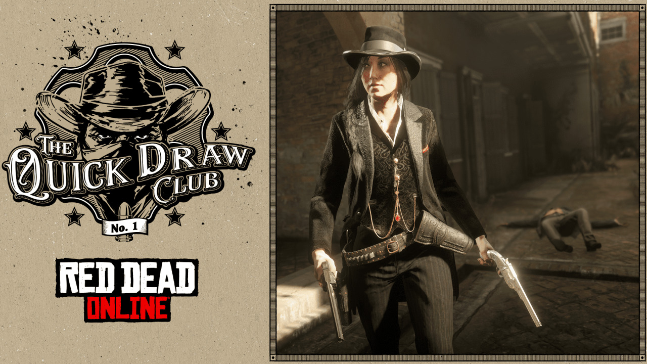 Red-Dead-Online-Quick-Draw-Club-Number-1
