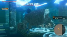 Stone Talus Trophies