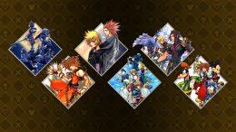 Art for Kingdom Hearts 1.5-2.5 Remix