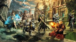 Might and Magix X Legacy
