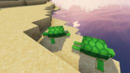 minecraft turtles