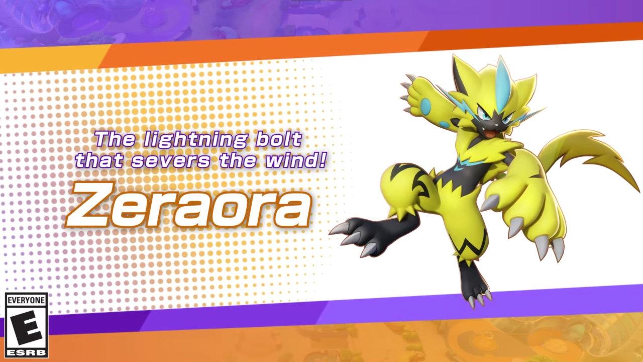 pokemon-unite-zeraora