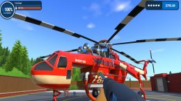 PowerWash Simulator New Level - Helicopter