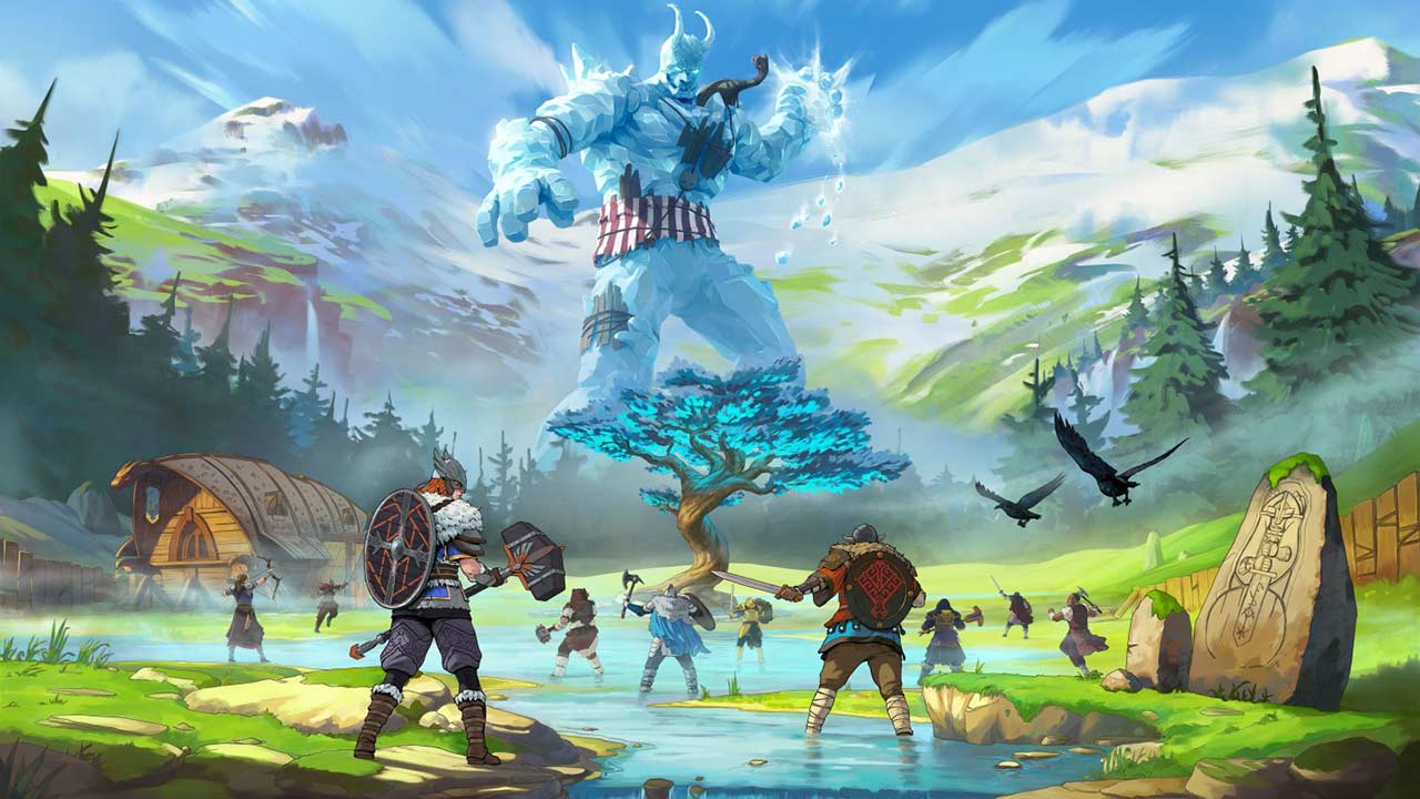 Tribes of Midgard Review