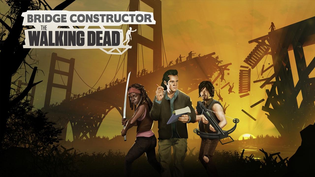 Bridge Constructor: The Walking Dead Wallpaper