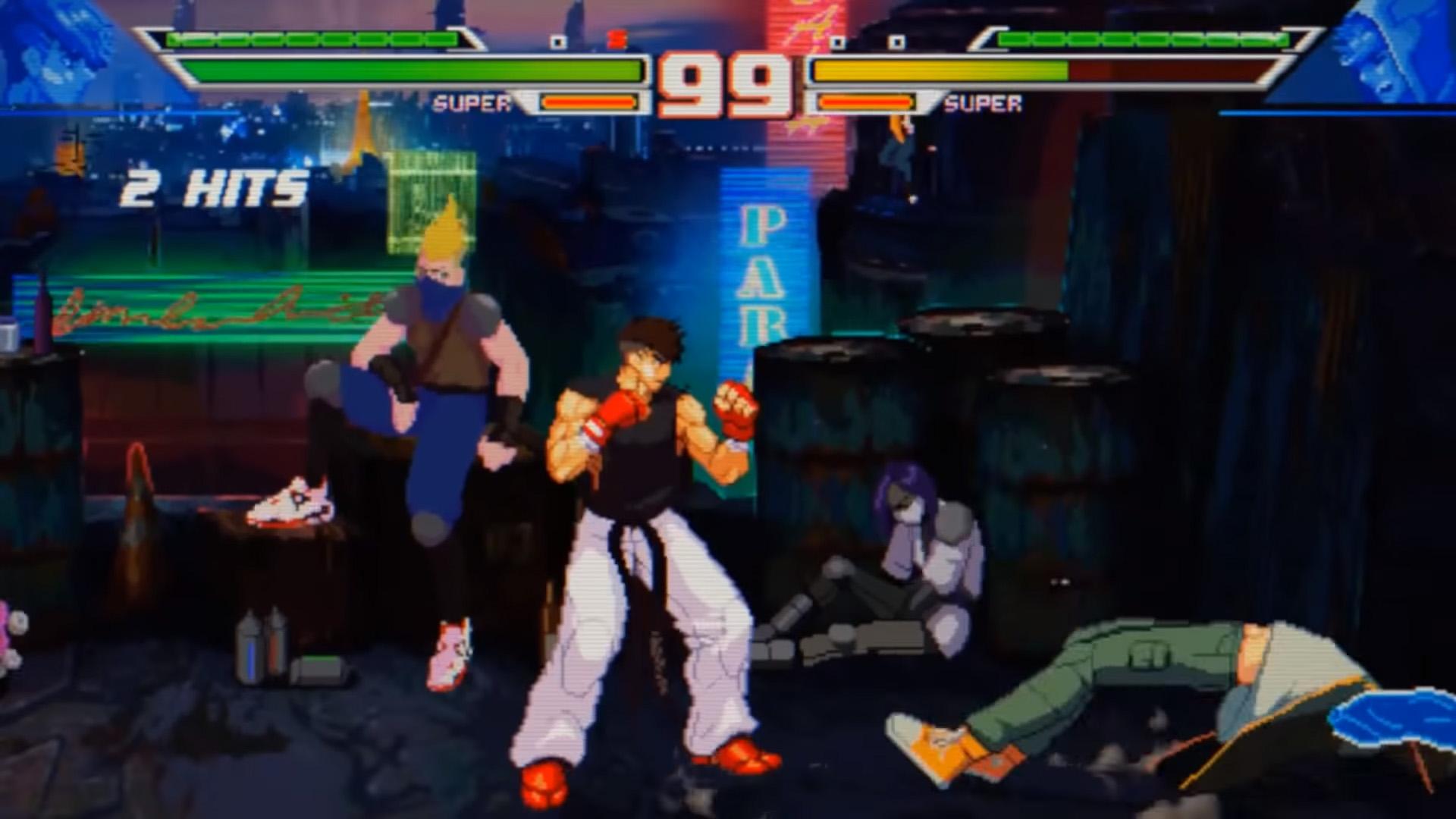 Blazing-Strike