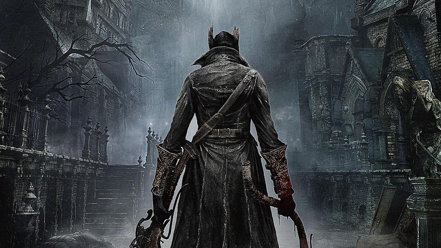 Bloodborne-First-Person