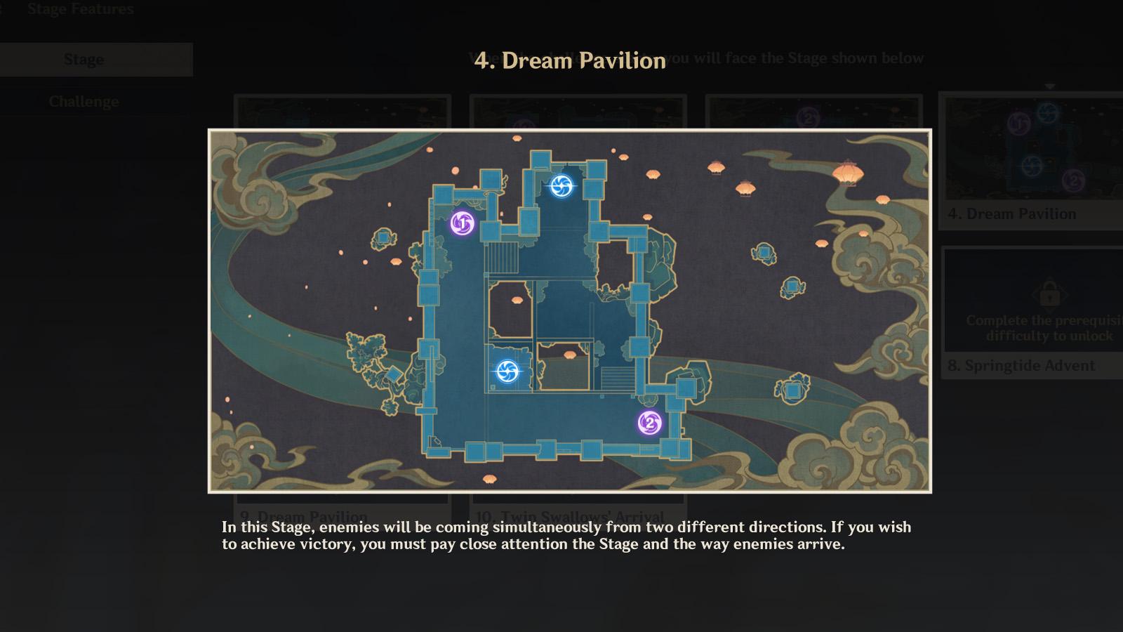 Dream-Pavilion