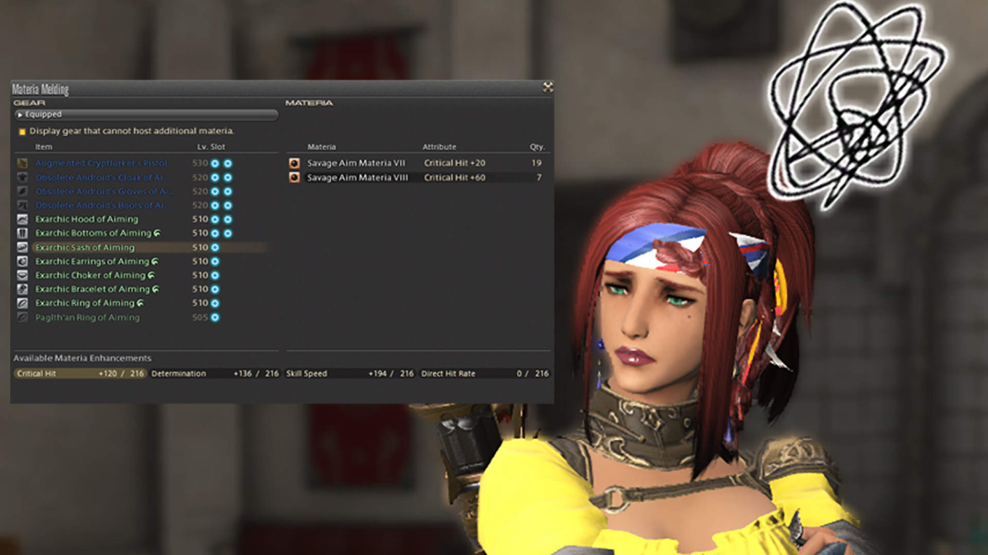 FFXIV-How-To-Apply-Materia-To-Gear