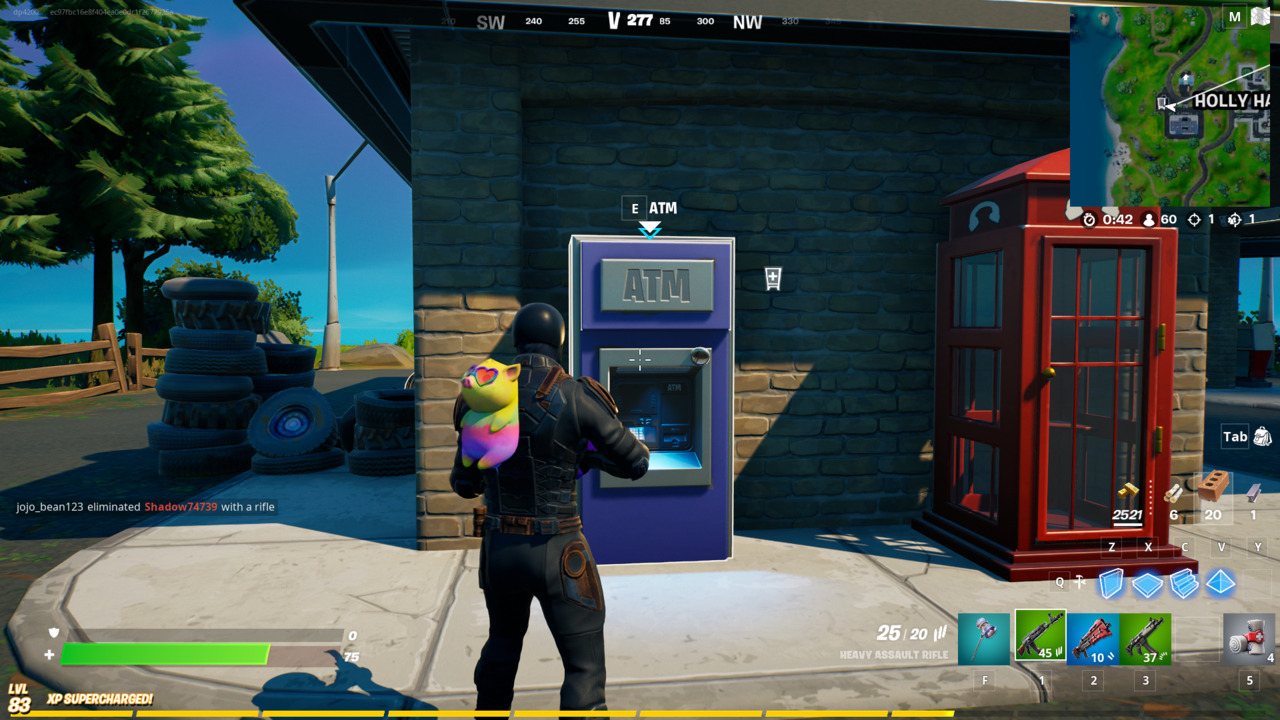 Fortnite Atm Locations How To Complete Free Guy Quests