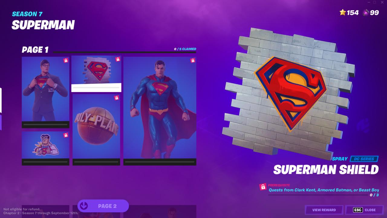 Fortnite-Superman-Shield