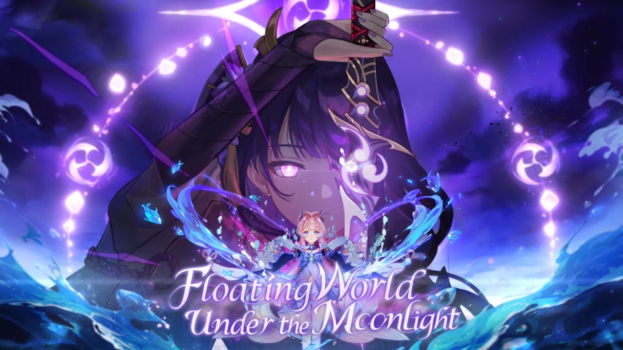 Genshin-Impact-2.1-Floating-World-Under-the-Moonlight