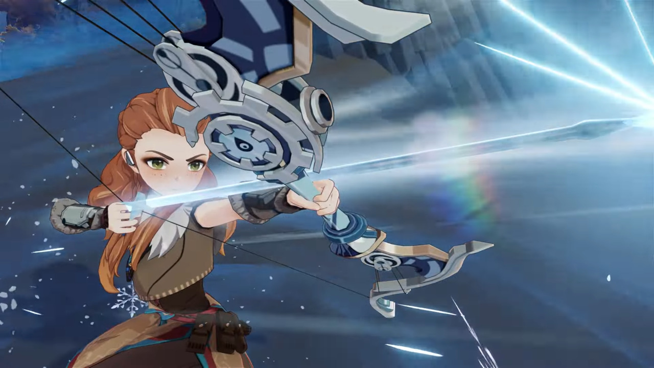 Genshin-Impact-Aloy-Bow