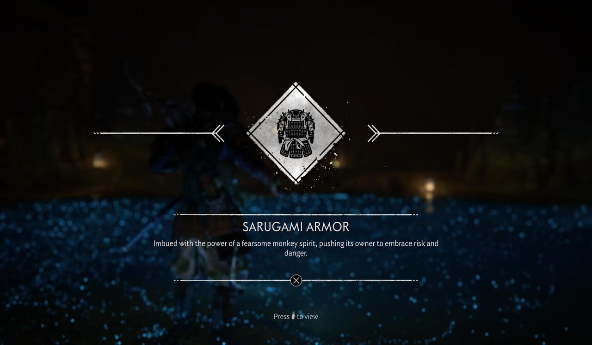 Ghost-of-Tsushima-Black-Hand-Riku-Armor