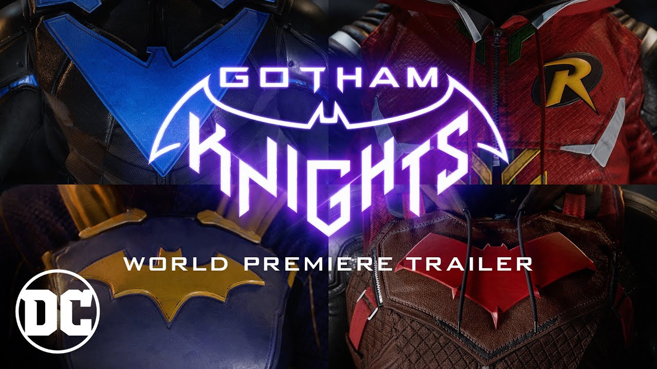Gotham-Knights