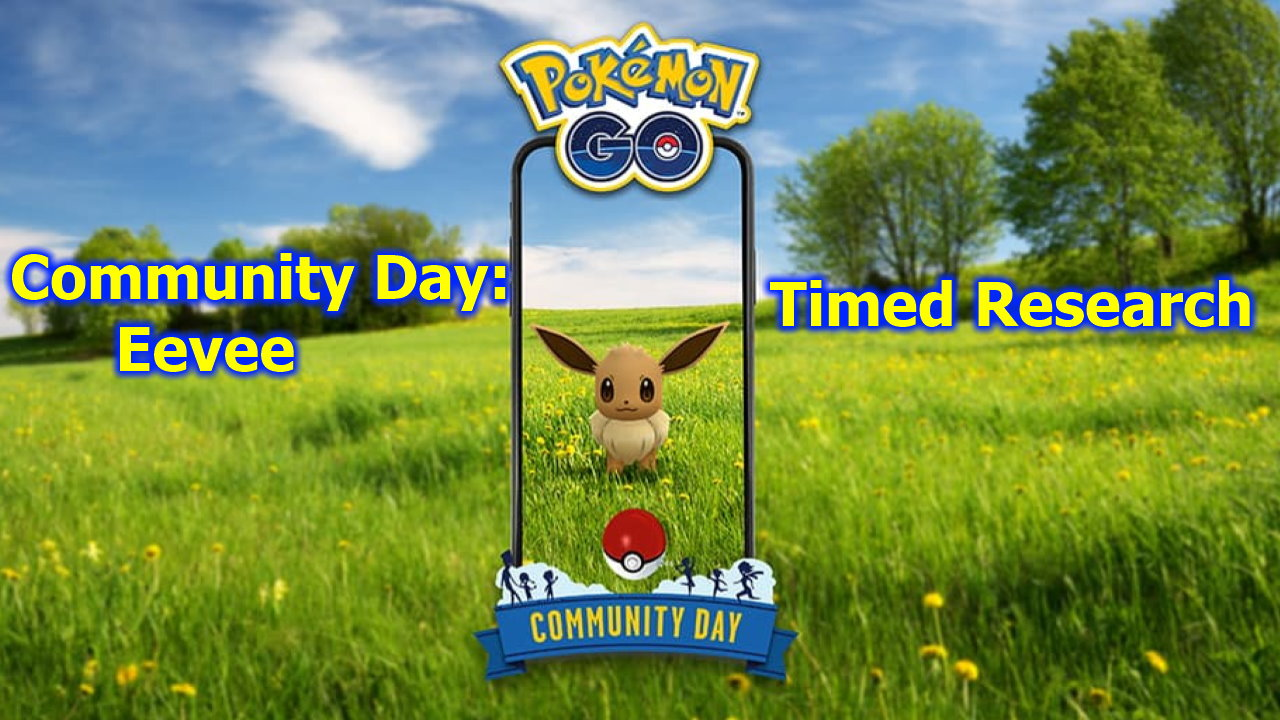 Pokemon-GO-Community-Day-Eevee-Research-Rewards-Timed-Today-Menu