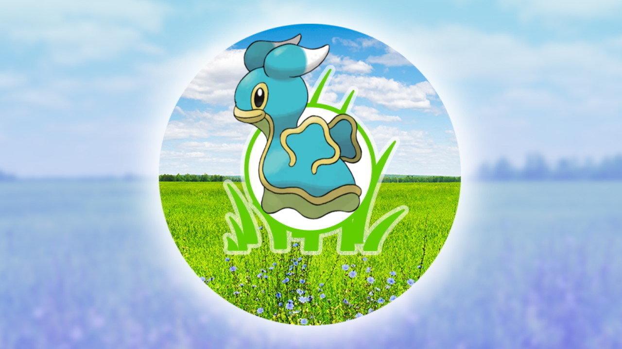 Pokemon-GO-Shellos-Spotlight-Hour-Guide-Can-Shellos-be-Shiny-East-Sea-Blue