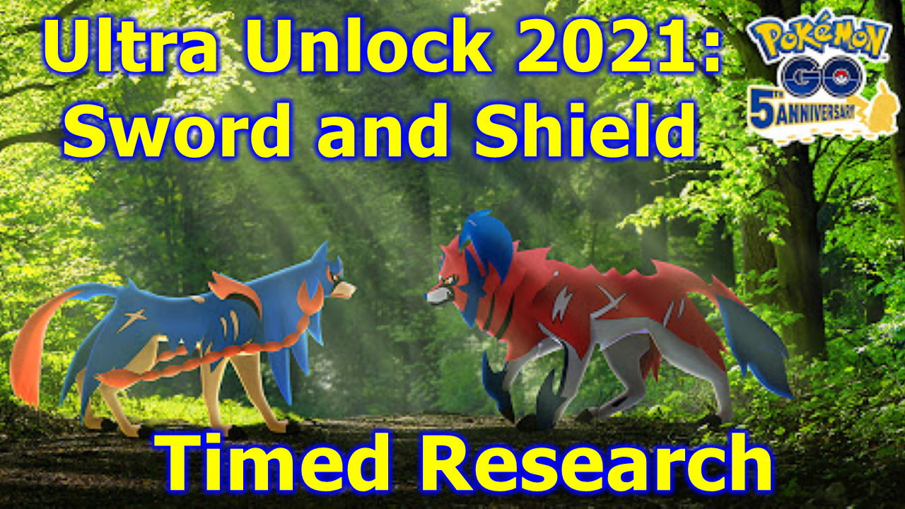 Pokemon-GO-Ultra-Unlock-2021-Sword-and-Shield-Research-Rewards-and-Tasks-Timed-Research-Today-Menu