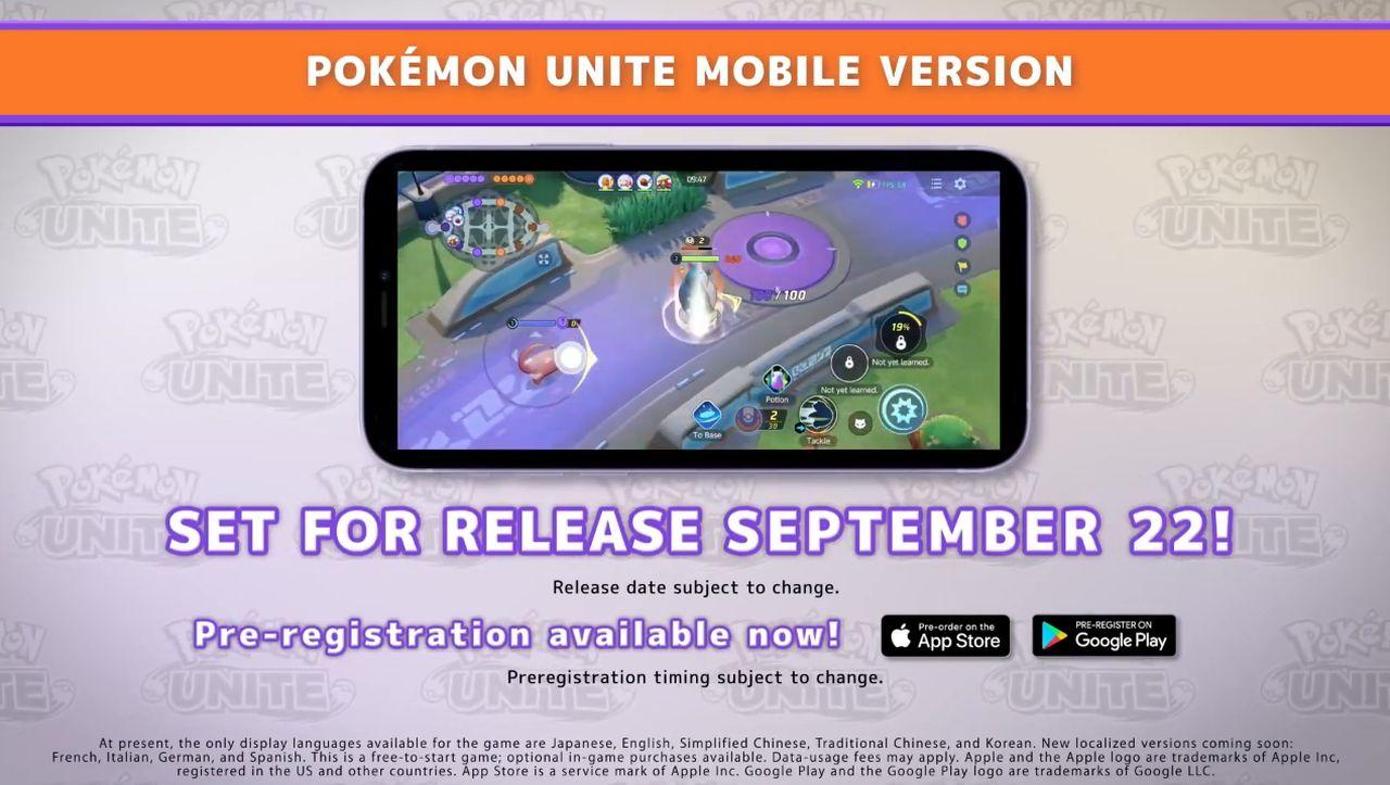 Pokemon-Unite-Mobile