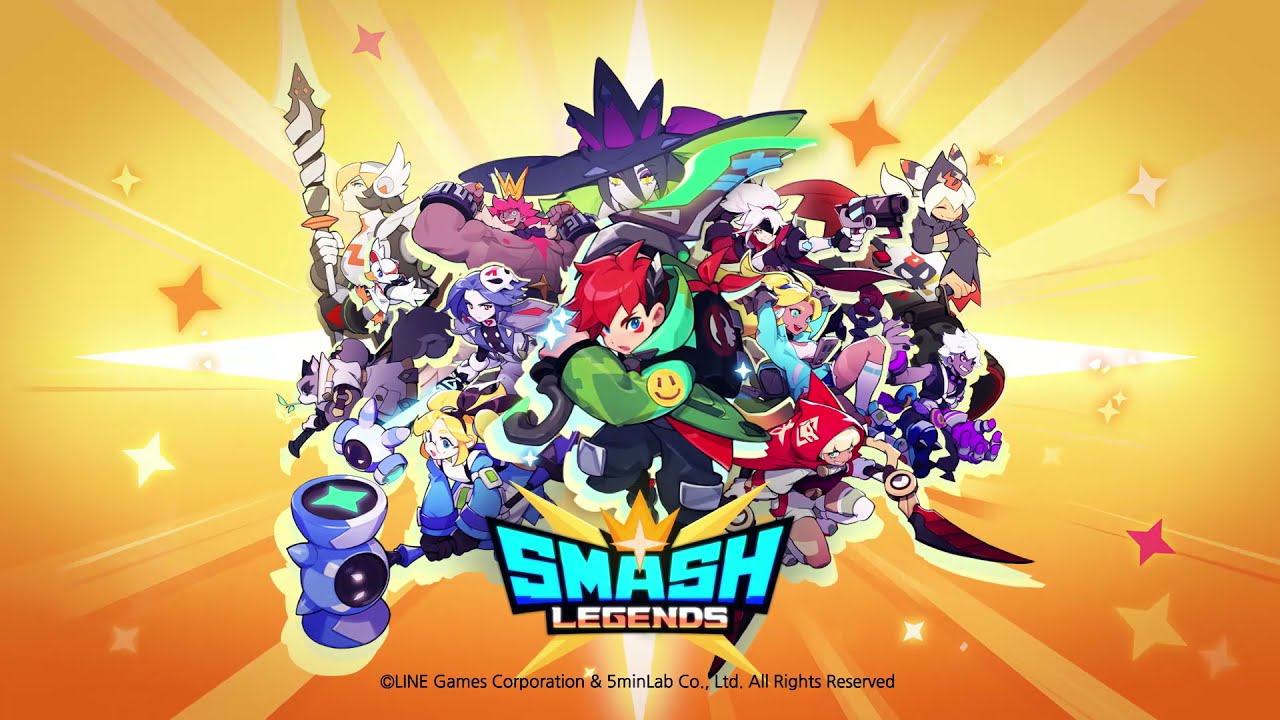 Smash-Legends