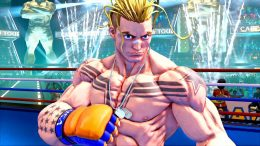 Street Fighter Luke