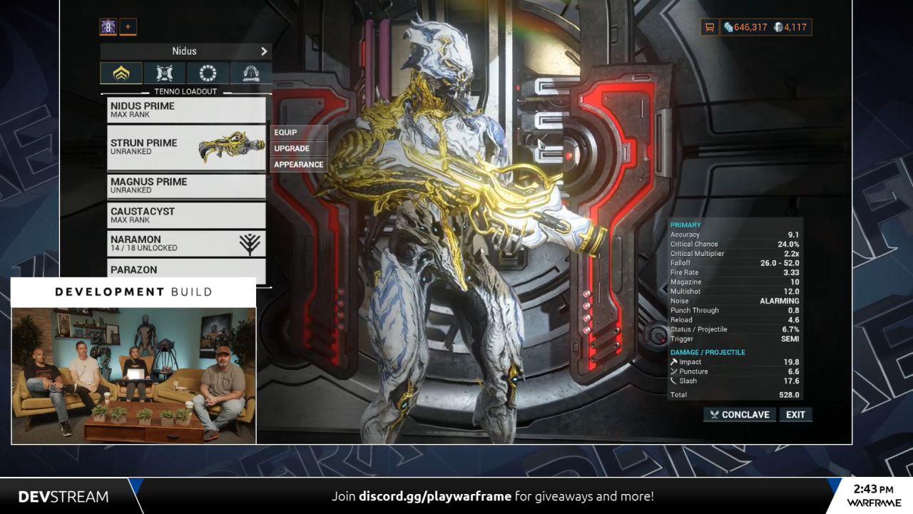 Warframe-Strun-Prime