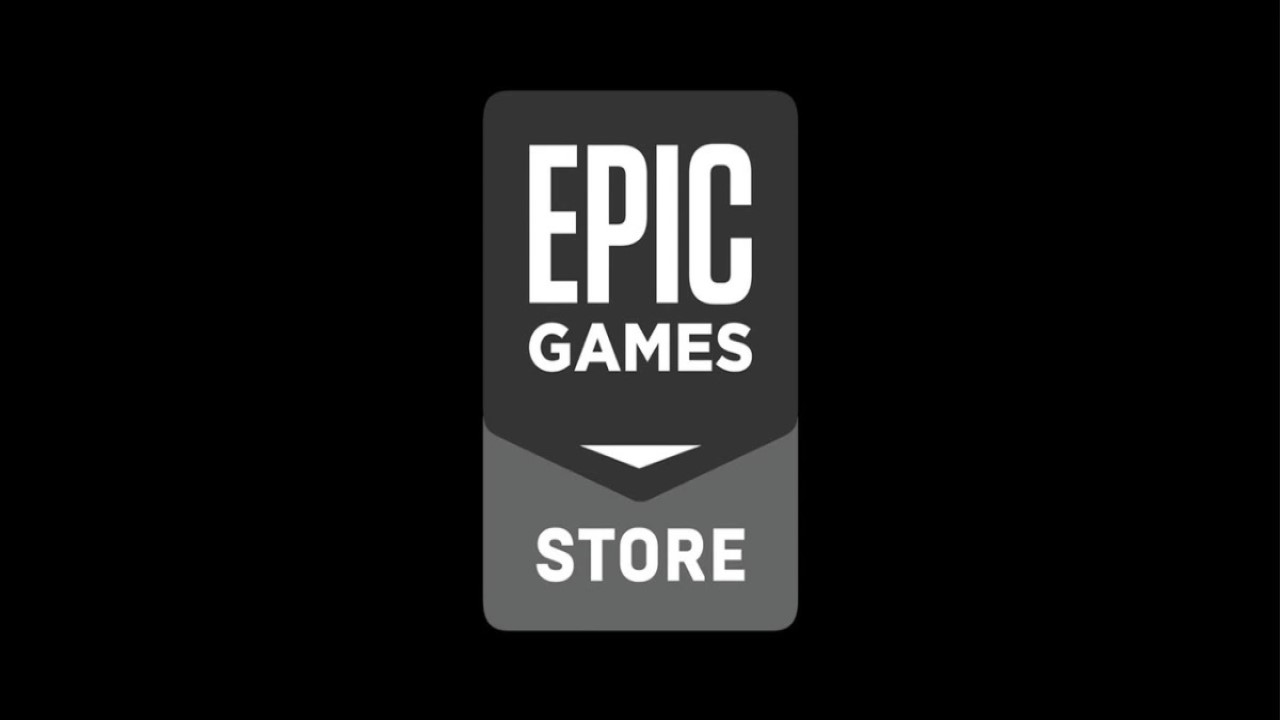 Epic Game Store logo.