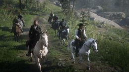 Red Dead Redemption 2 screenshot.