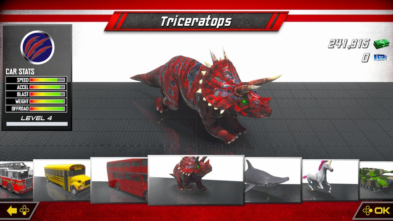 Cruisn-Blast-Dino