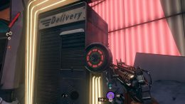 Deathloop Delivery Booth
