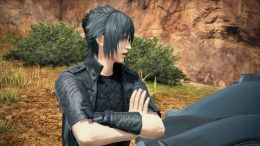 FFXIV Nocturne for Heroes Noctis
