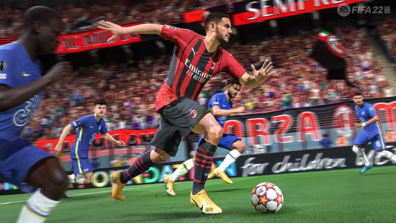 FIFA 22 Aim Shots