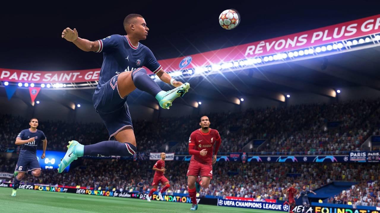 FIFA 22 Shot Meter