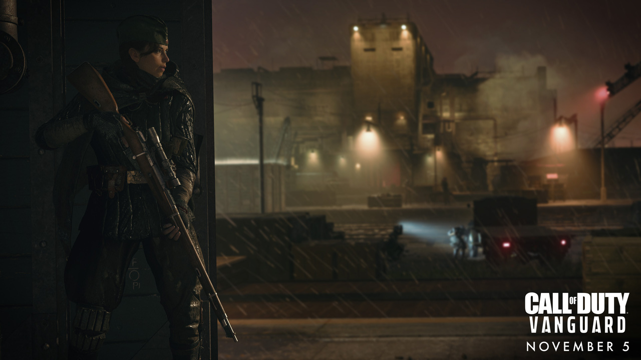 Featured image for Call of Duty Vanguard beta details article