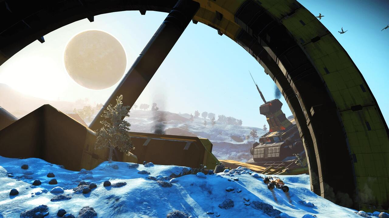 Featured image for No Man's Sky crossplay article