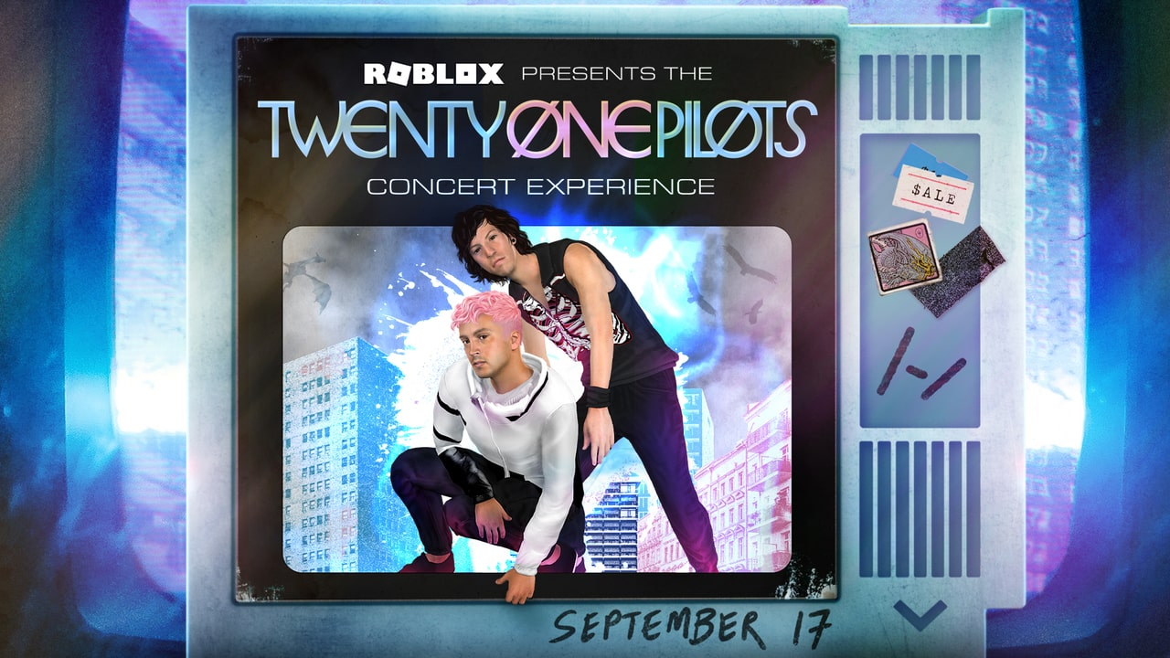 Featured image for Roblox twenty one pilots article