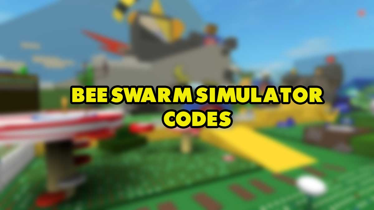 Featured image for bee-swarm-simulator-codes article