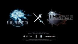 Final Fantasy XIV x Final Fantasy XV